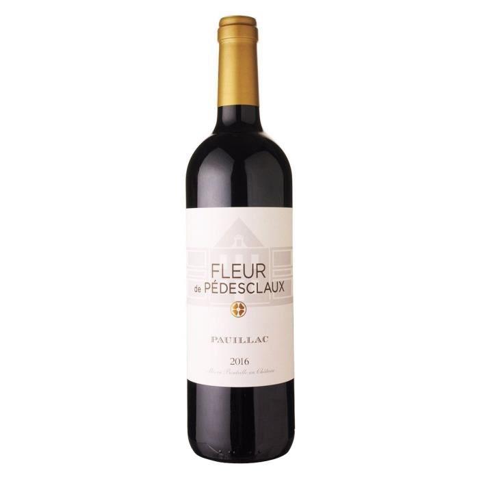 Fleur de Pedesclaux 2016 Pauillac - Vin rouge de Bordeaux