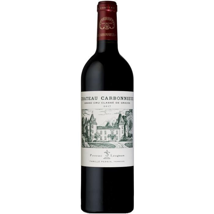 Château Carbonnieux 2017 Pessac Léognan - Vin rouge de Bordeaux