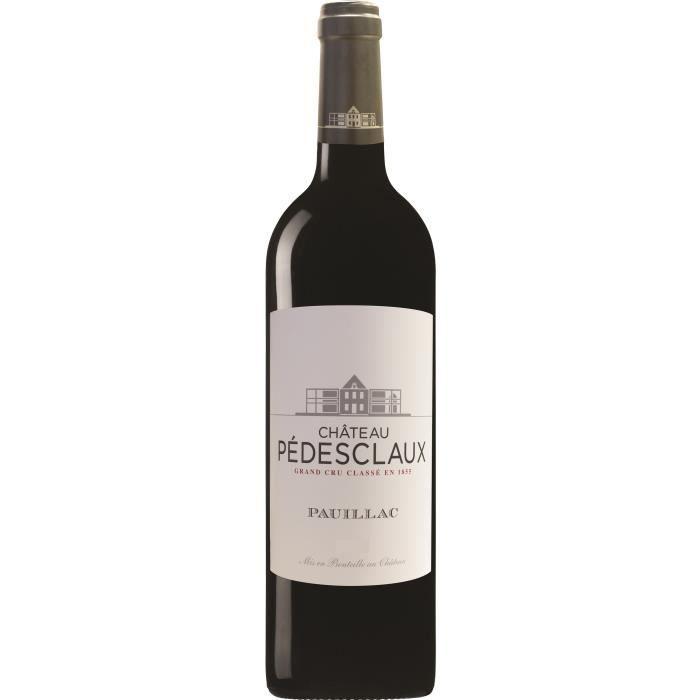 Château Pédesclaux 2018 Pauillac - Vin rouge de Bordeaux