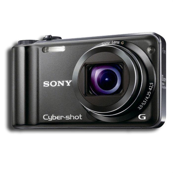 SONY Cyber-shot DSC-HX5V Noir
