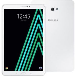 Samsung Galaxy Tab A6 - SM-T580NZWAXEF - 10,1'' WUXGA - 2Go RAM - Android 6.0 - Octo Core - ROM 16Go - WiFi