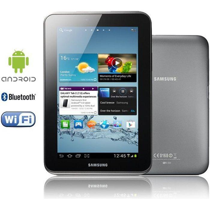 SAMSUNG Galaxy Tab 2 7-