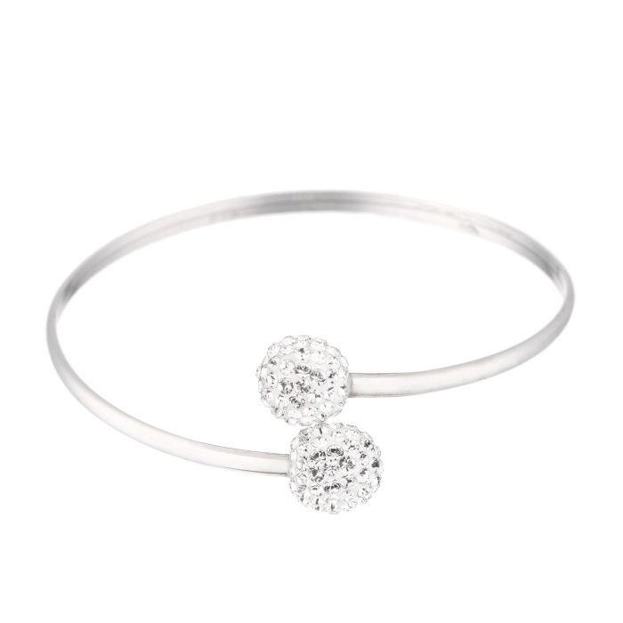 Bracelet COLORS Orné de Cristaux SWAROVSKI ELEMENTS Femme