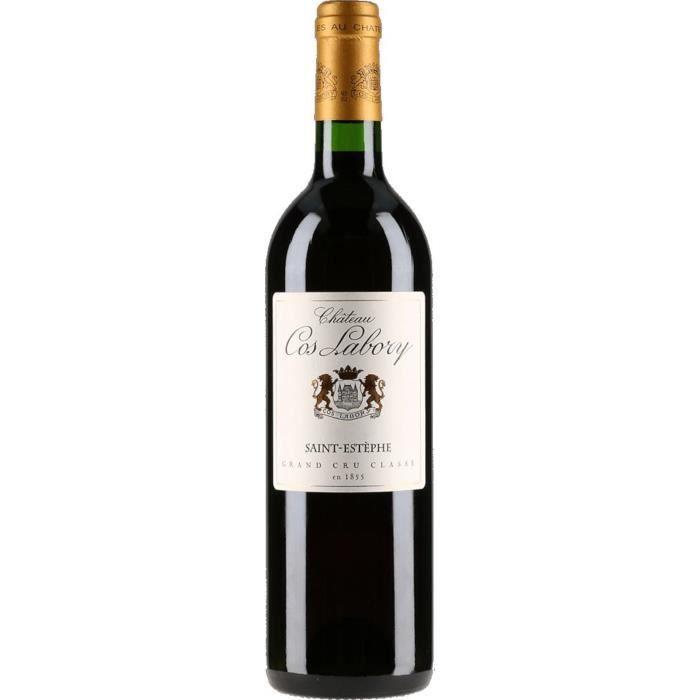 Château Cos Labory 2016 Grand Cru Classé Saint Estèphe - Vin Rouge du Bordelais