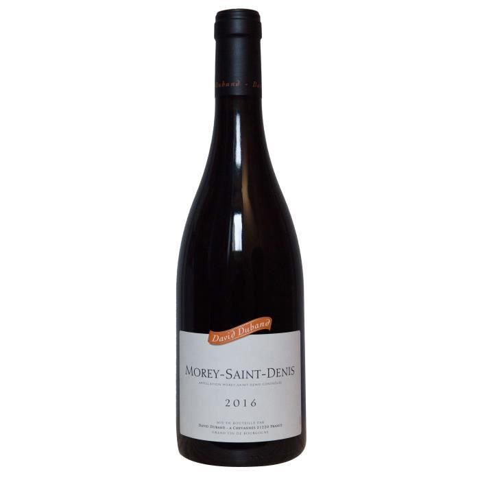 David Duband 2016 Morey-Saint-Denis - Vin rouge de Bourgogne