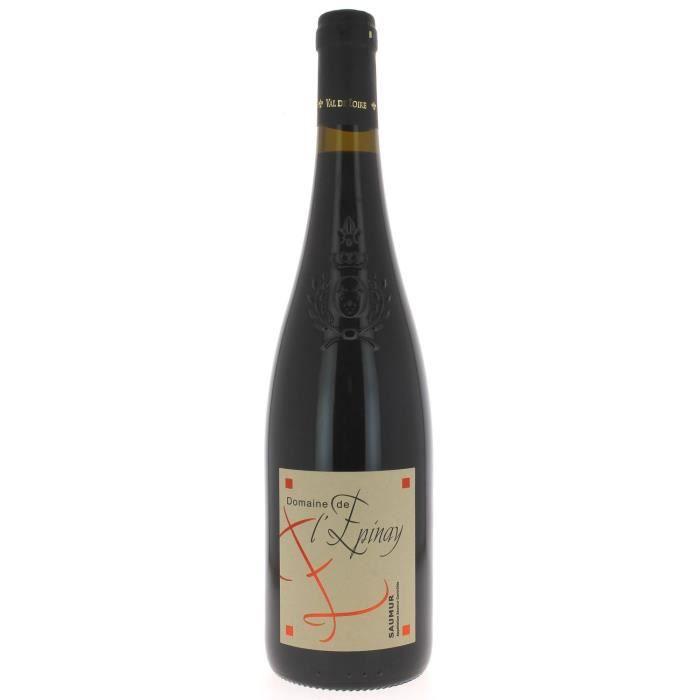 Domaine de L'Epinay 2017 Saumur - Vin rouge de la Vallée de la Loire