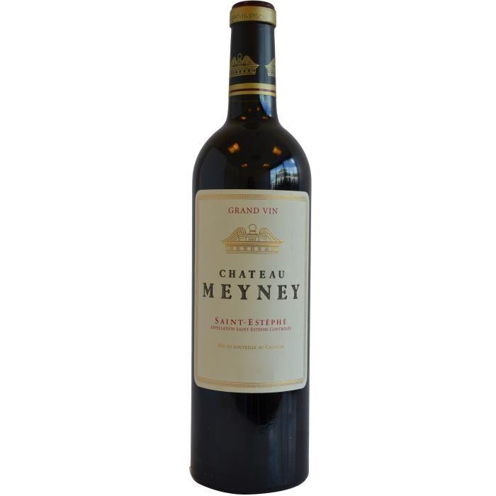 Château Meyney 2017 Saint-Estèphe - Vin rouge de Bordeaux