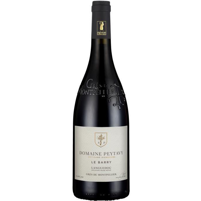 Domaine Peytavy Le Barry 2017 Languedoc - Vin rouge de Languedoc