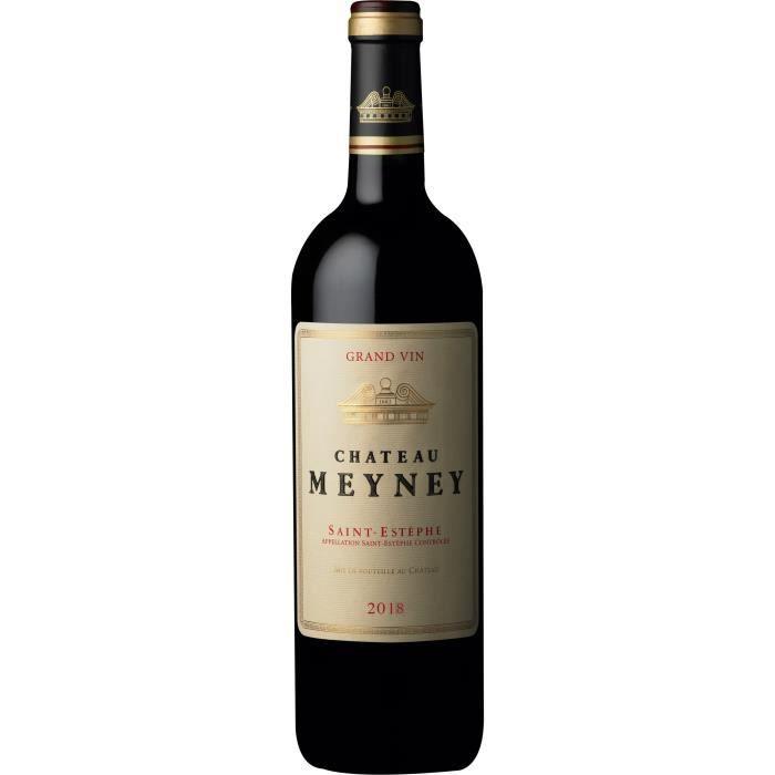 Château Meyney 2018 Saint-Estèphe - Vin rouge de Bordeaux