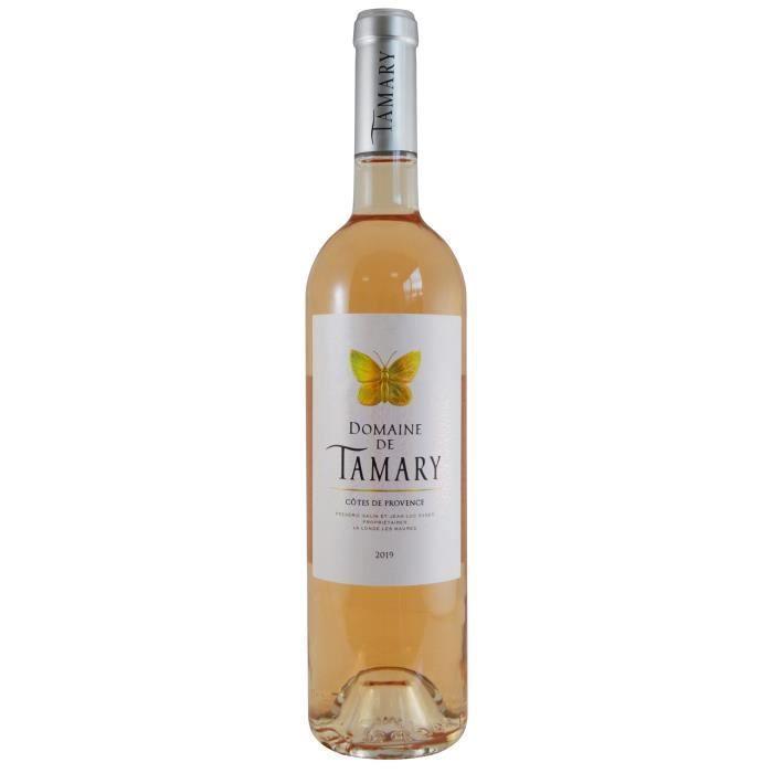 Domaine de Tamary 2019 Côtes de Provence - Vin Rosé de Provence