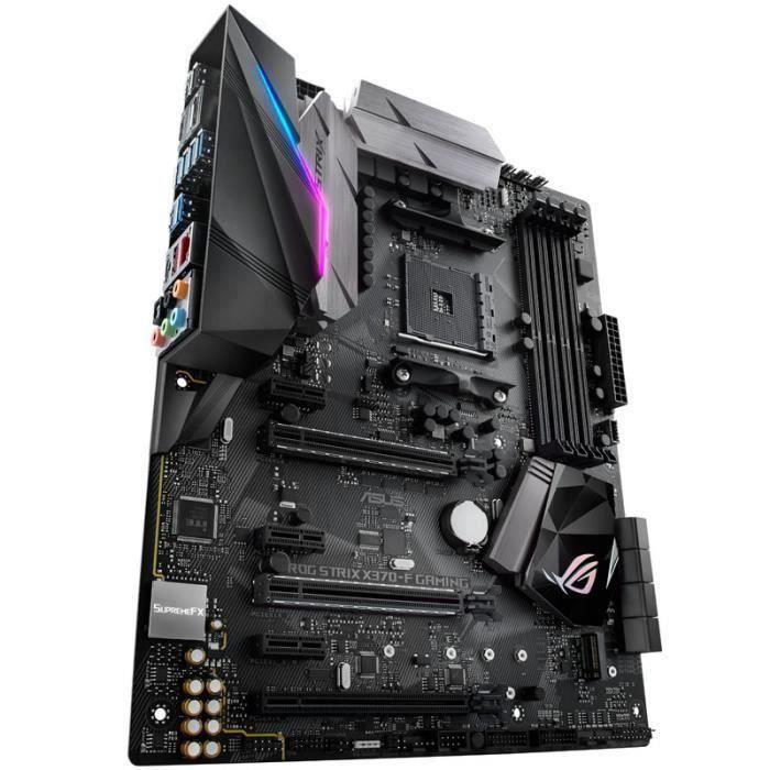Asus Carte mère Rog Strix X370 F Gaming 90Mb0ui0 M0eay0