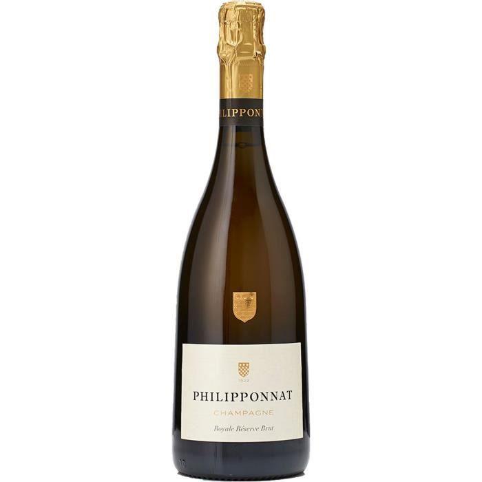 Champagne Philipponnat Royal réserve - 75 cl