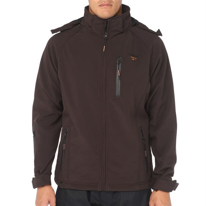 GEOGRAPHICAL NORWAY Veste Softshell Tony Hood H