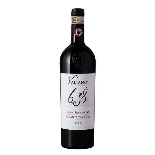 6,38 2010 Chianti Classico - Vin rouge d'Italie
