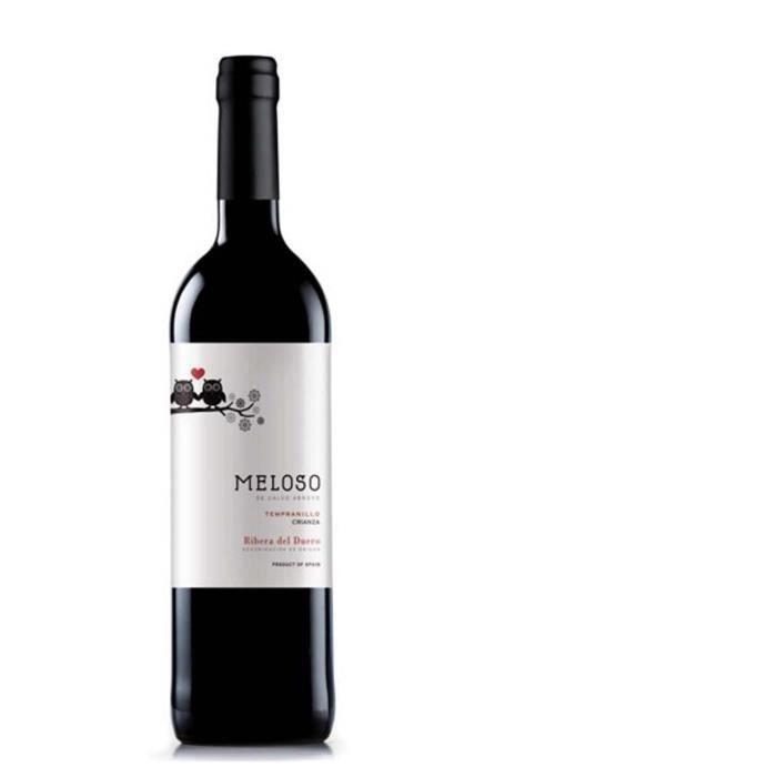 Bodega Arrocal 2014 Meloso Crianza Ribera del duero - Vin Rouge d'Espagne