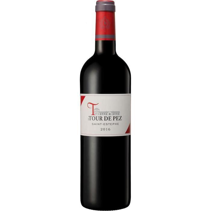 T Tour de Pez 2016 Saint-Estèphe - Vin rouge de Bordeaux