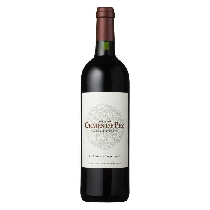 Château Les Ormes 2017 Saint Estèphe - Vin rouge de Bordeaux