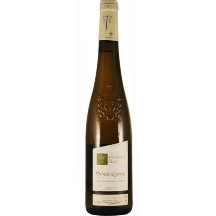 Domaine de Terrebrune 2017 Bonnezeaux - Vin blanc du Val de Loire 50 cl