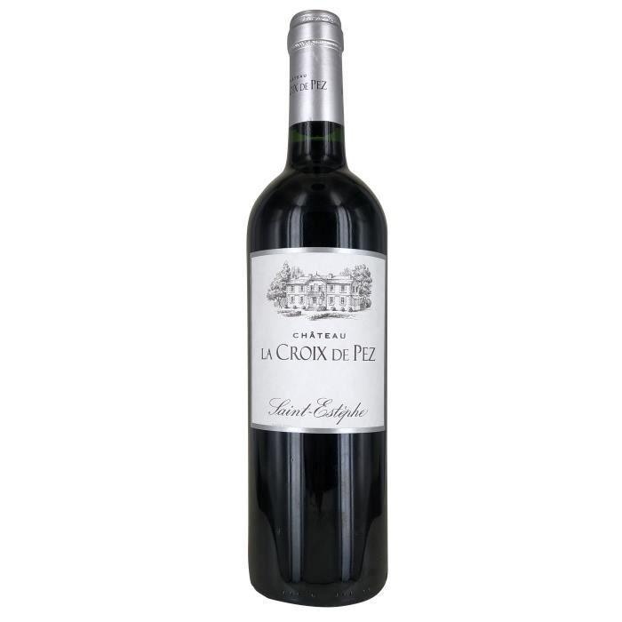 Château La Croix de Pez 2018 Saint-Estèphe - Vin rouge de Bordeaux