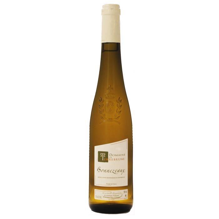Domaine de Terrebrune 2018 Bonnezeaux - Vin blanc du Val de Loire 50 cl