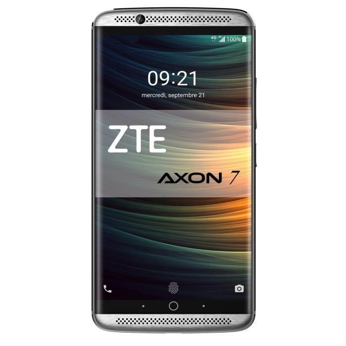 ZTE Axon 7 Gris