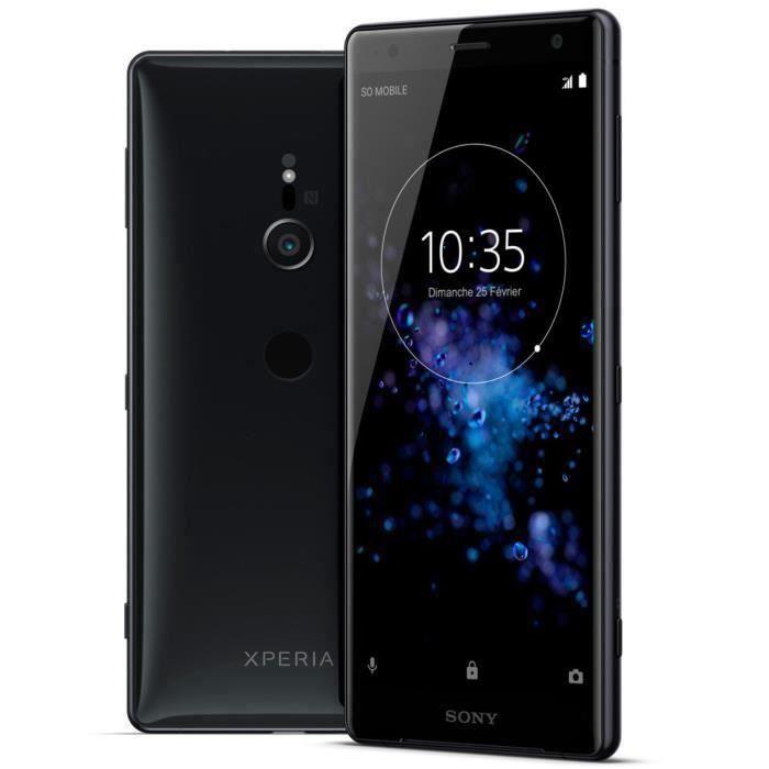 Sony Xperia XZ2 Dual SIM Noir