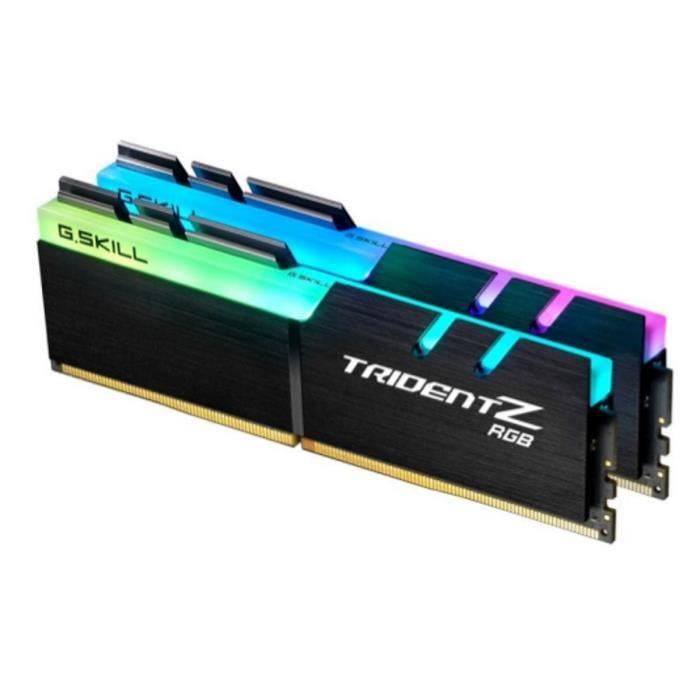 GSKILL TZ RGB PC4-25600 / DDR4 3200 Mhz 2x8 GB