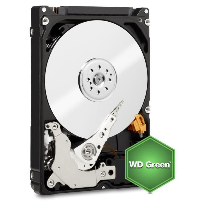 WD Green 5To 64Mo 3.5\