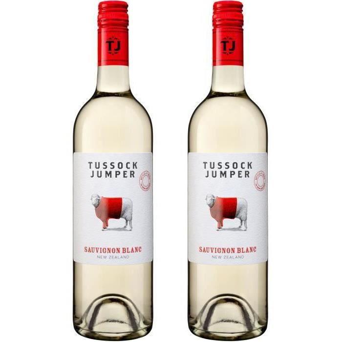 2ème à -50% - Tussock Jumper 2019 Sauvignon - Vin blanc de Nouvelle-Zélande