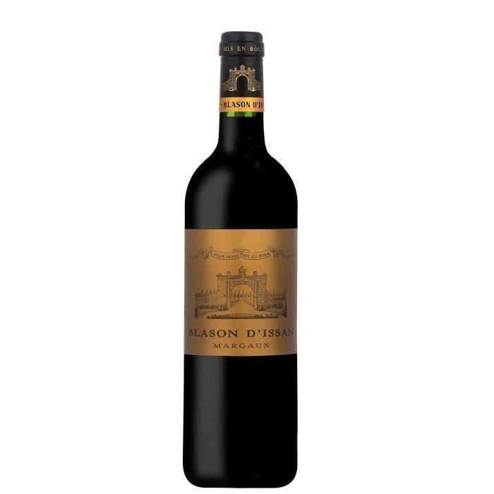 Blason D'Issan 2016 Second Vin Margaux - Vin Rouge du Bordelais