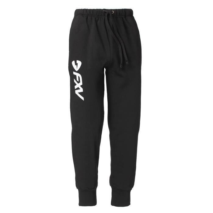 FORCE XV Pantalon Molleton Wizz - Noir