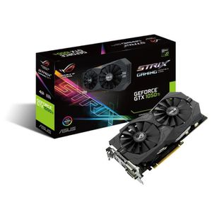 CARTE GRAPHIQUE INTERNE Asus Carte graphique GeForce® STRIX GTX 1050 TI 4G