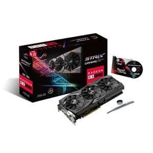 CARTE GRAPHIQUE INTERNE Asus Carte graphique AMD Radeon RX 580 - ROG-STRIX