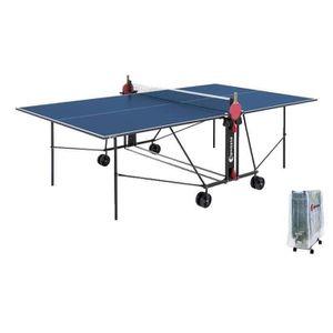 TABLE TENNIS DE TABLE SPONETA Table de ping pong intérieur + Housse de P