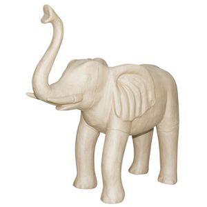 Support à décorer DECOPATCH Eléphant 100cm