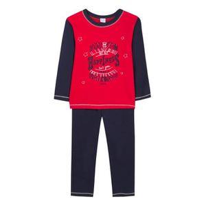 18 mois Pyjama b/éb/é velours effet 2 pi/èces Fairytails Taille 86 cm