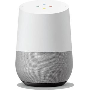 ASSISTANT VOCAL Google Home Blanc - Enceinte avec Assistant vocal