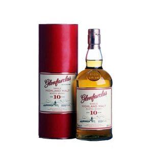 WHISKY BOURBON SCOTCH Glenfarclas - 10 ans - Whisky - 40% Vol. - 70 cl