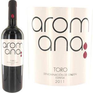 VIN ROUGE Aromana 2011 DO Toro - Vin rouge d'Espagne