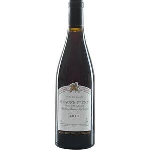 VIN ROUGE Domaine Saint Marc 2014 Beaune 1er Cru - Vin rouge