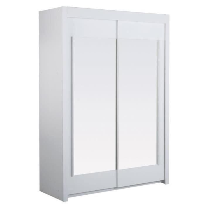 armoire blanche chambre my blog. Black Bedroom Furniture Sets. Home Design Ideas