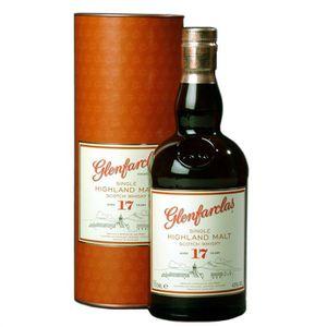 WHISKY BOURBON SCOTCH Glenfarclas 17 ans
