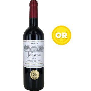VIN ROUGE Château Joanna 2017 Côte de Bourg - Vin rouge de B