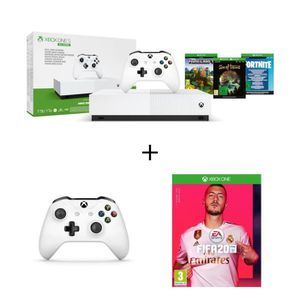 CONSOLE XBOX ONE Xbox One S All Digital Refresh 1 To + Manette Xbox