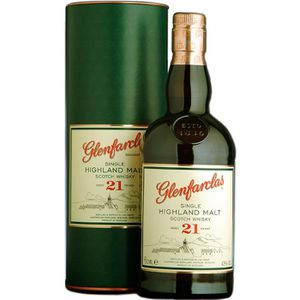 WHISKY BOURBON SCOTCH Glenfarclas 21 ans