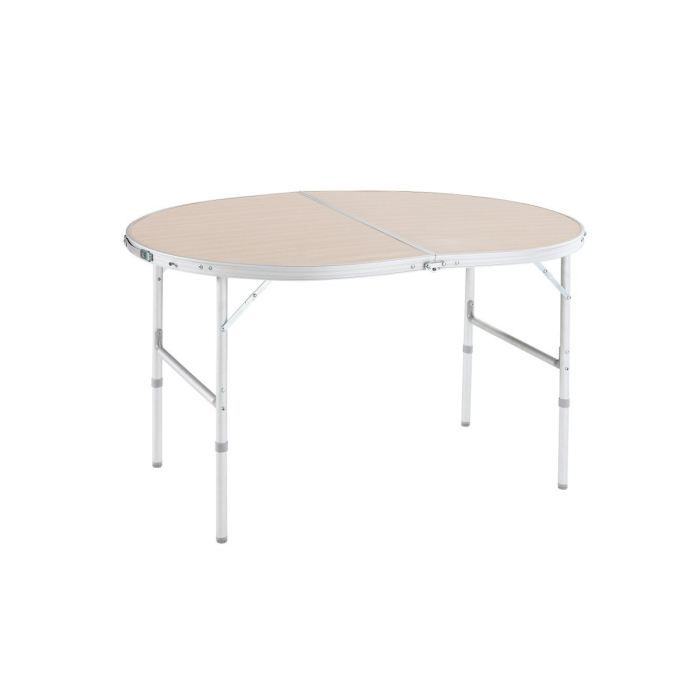 Trigano table de camping valise ovale prix pas cher les soldes sur cdiscount cdiscount - Table camping valise carrefour ...