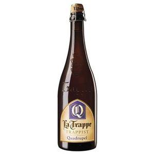 BIÈRE La Trappe Quadruple - Bière Ambrée - 75 cl