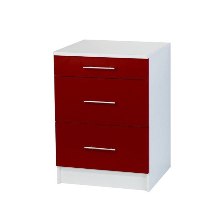 tiroir casserolier achat vente tiroir casserolier pas cher cdiscount. Black Bedroom Furniture Sets. Home Design Ideas