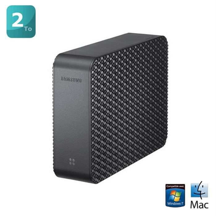 samsung disque dur externe g3 station 2 to noir achat. Black Bedroom Furniture Sets. Home Design Ideas