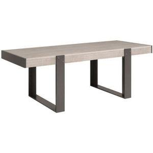 TABLE À MANGER SEULE LOFT Table à manger de 8 à 10 personnes style cont